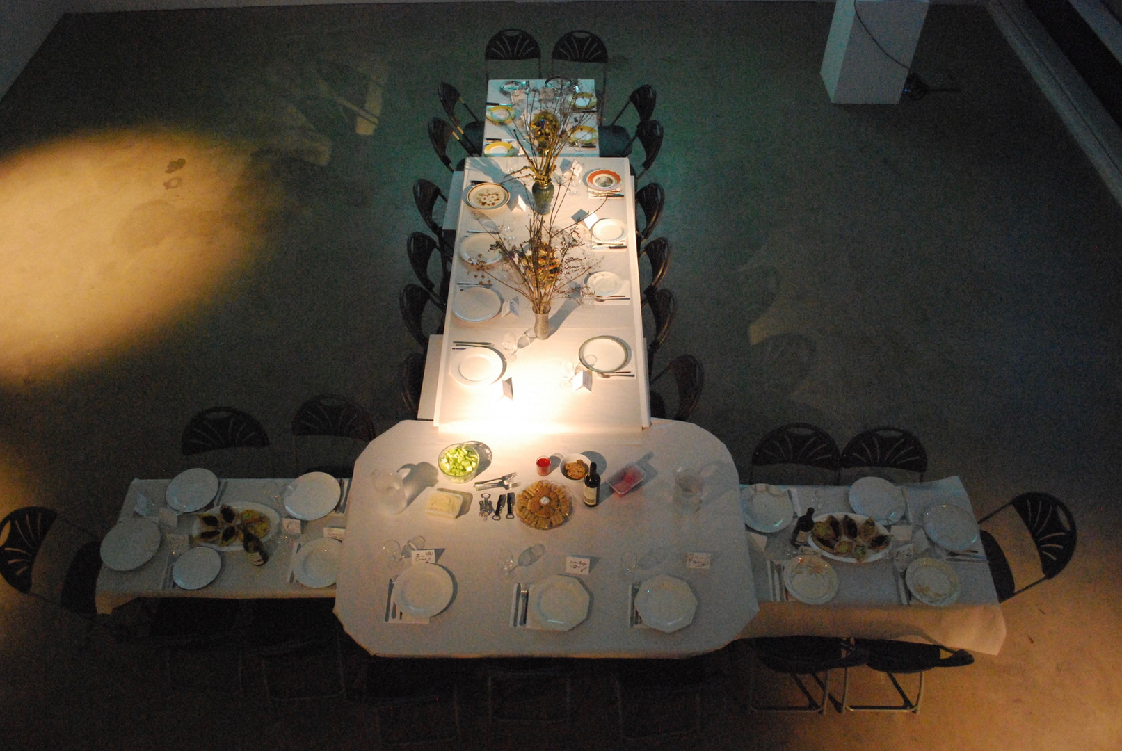 The table is set and ready!