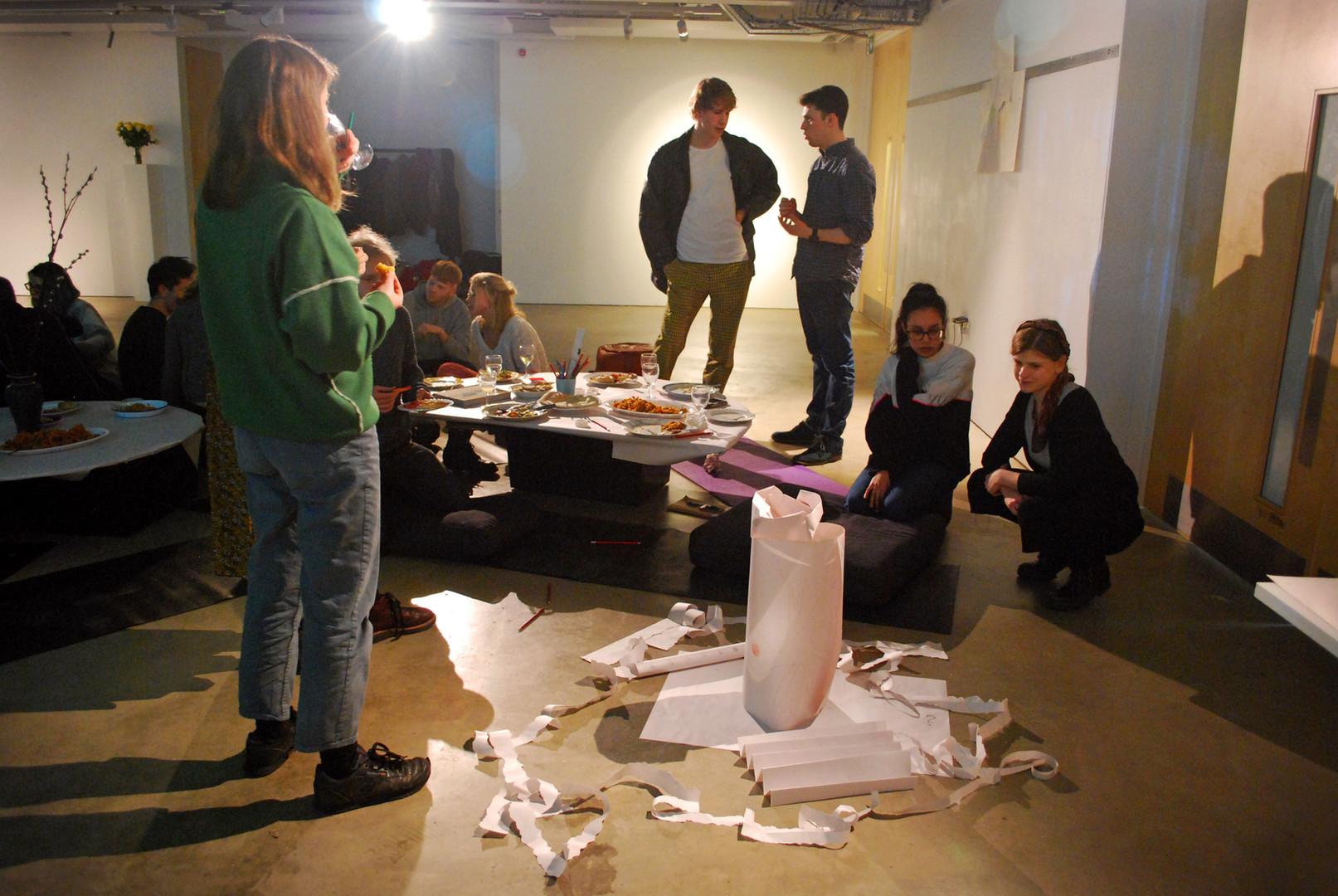 Impromptu Installation Workshop 2