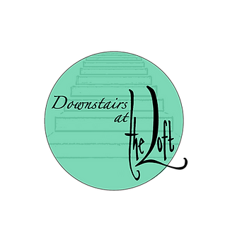 Logo for Downsatirs at The Loft