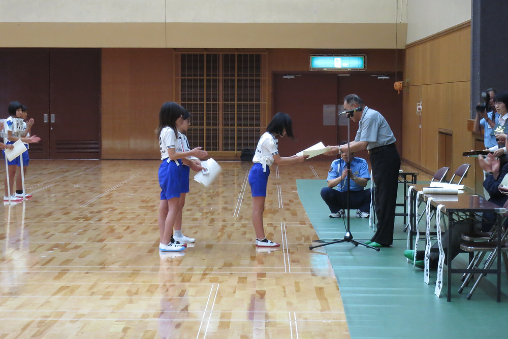 第41回交通安全子ども自転車八代地区大会 松高小学校優勝!!