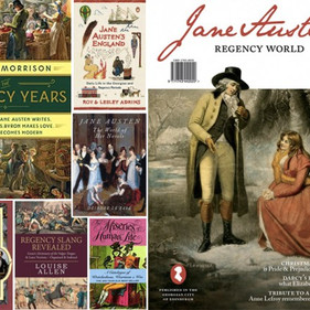 Recommended reading: Books on Regency life