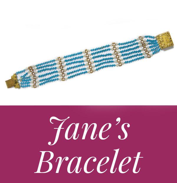 Get your very own replica of Jane Austen's bracelet!