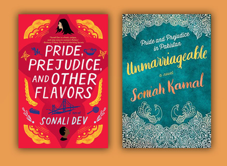 Jane Austen & Company Presents Food, Family, and Identity with Sonali Dev and Soniah Kamal, June 4th