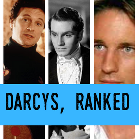 Mr. Darcys, ranked