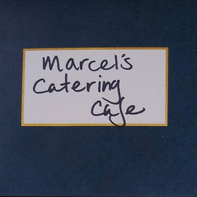 Order Up: Spotlight on Marcel's Catering Cafe