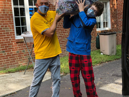 300 Volunteer-made masks go to NC Lutheran Relief