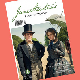 In the Press: JASP in Jane Austen's Regency World magazine