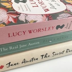 There's something about Jane Austen: More biographies to read