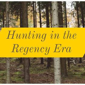 Five things to know about hunting in the Regency era