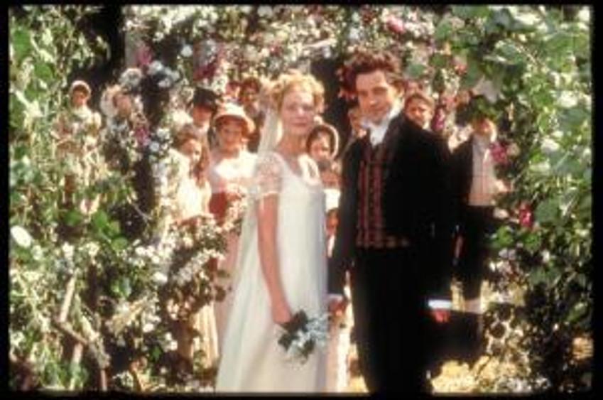 "Emma and Knightley from 1996 ""Emma"""