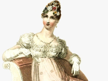 "Must-Read Books and Blogs from ""Dressing with Jane Austen"""