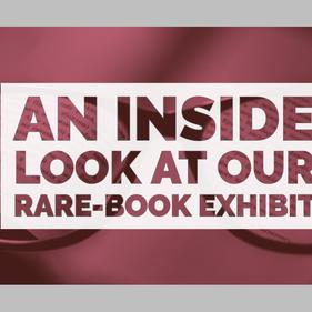 "Exhibit sneak peek: ""The Rise of 'Pride and Prejudice' in the Popular Imagination"""