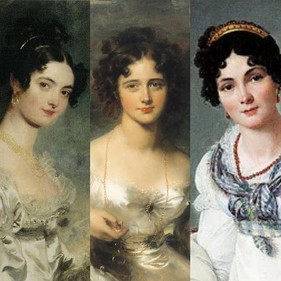 Prepping for the JASP ball: Regency hairstyling