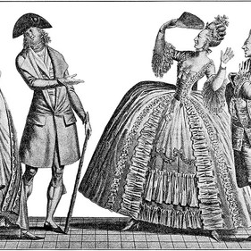 Fashion in Jane Austen's era: A very brief and visual overview