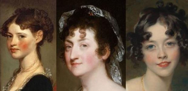 Regency-portraits