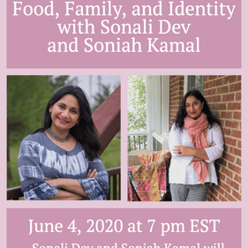 Watch now: Jane Austen & Co. discuss food, family and identity with Sonali Dev & Soniah Kamal