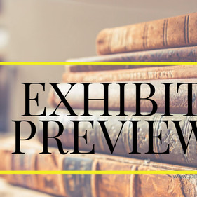 Don't forget to check out our 'Northanger Abbey' and 'Frankenstein' rare book exhibits!