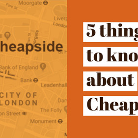 The 4-1-1 on Cheapside