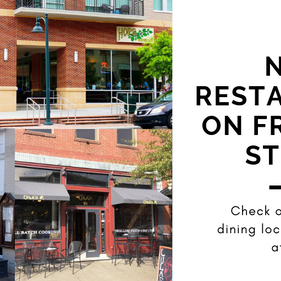 New restaurants on Franklin Street for you to check out during JASP (and a few bonus Carolina gems)