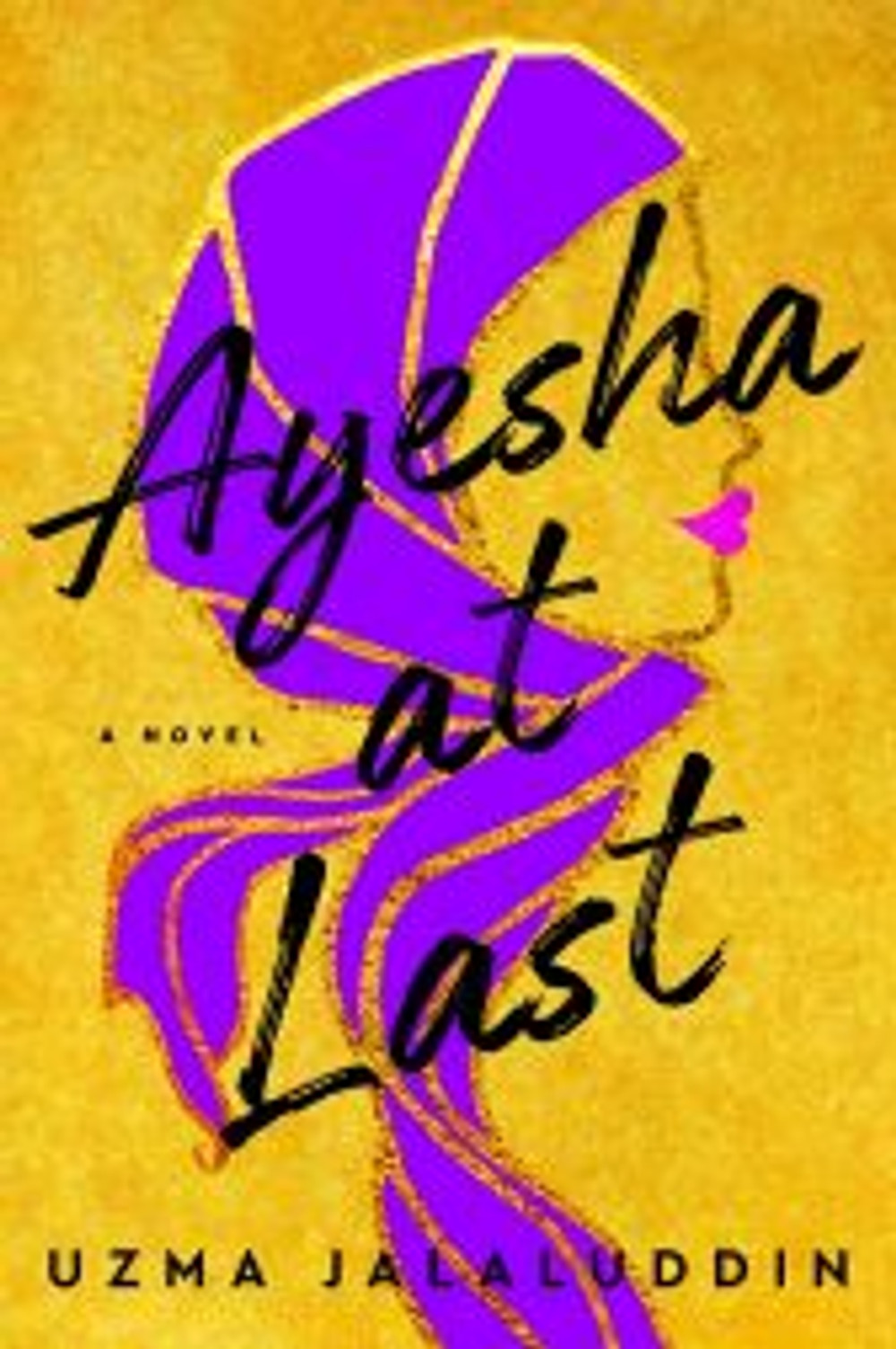 Ayesha at Last book cover