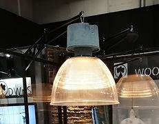 Industrilampe designerlampe