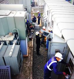 Villamor Substation Preventive Maint