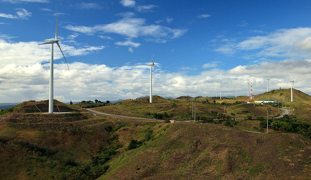 54 MW Pililla Wind Energy