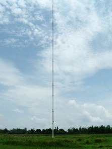 80M Tower Metmast