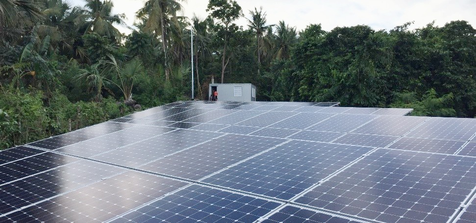 Isla Verde Micro Grid Energy