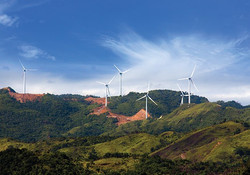 36 MW Nabas Wind Energy Project