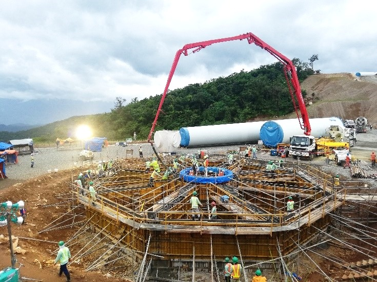 Puerto Galera Wind Energy Project
