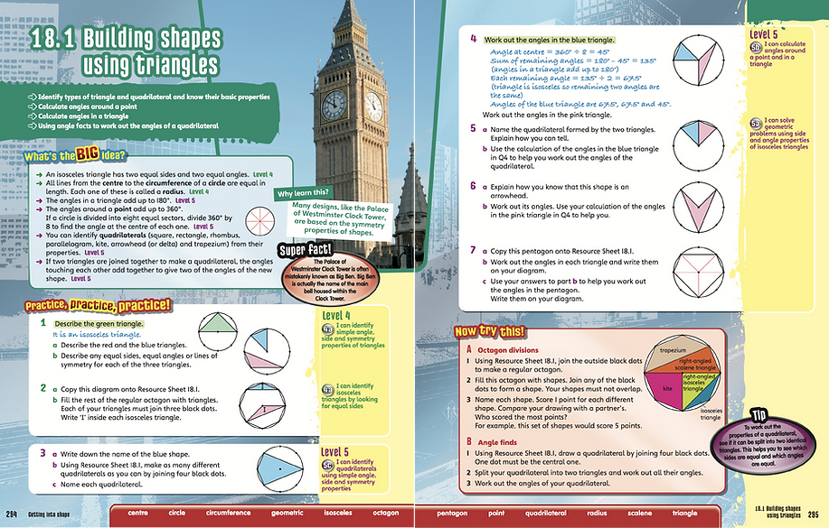 inside textbook design