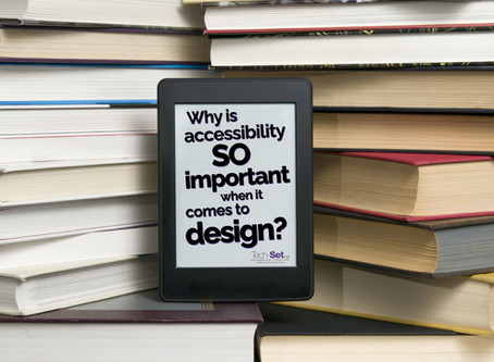 Why is accessibility so important when it comes to design