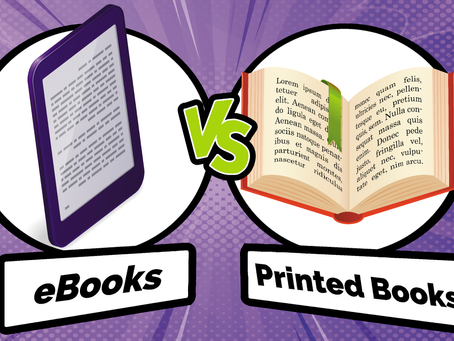 eBooks vs Print Books – Which is Better?