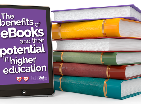 The benefits of eBooks and their potential in higher education