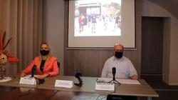 Tiskovna konferenca Civilne iniciative turističnih vodnikov Slovenije - 17.10.2020