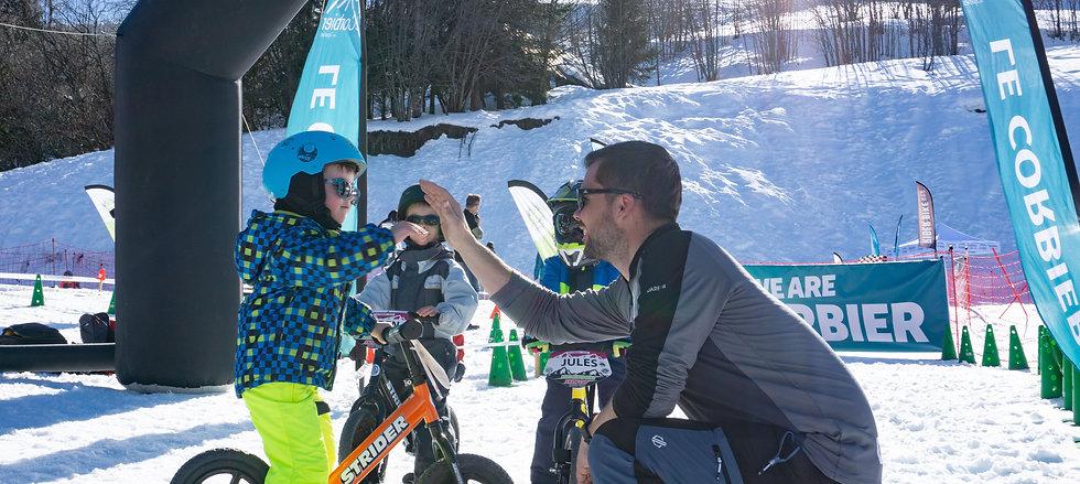 Kids_Rider_Bike_Snowcup_©CorbierTourism