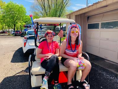 Cart riders