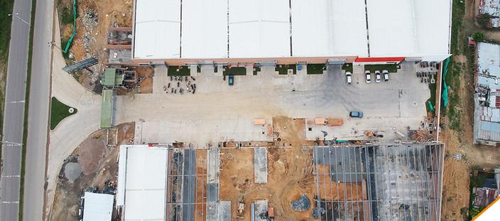 3 avance obra Florida fachada centro log