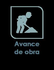 Avance de obra proyectos León Aguilera