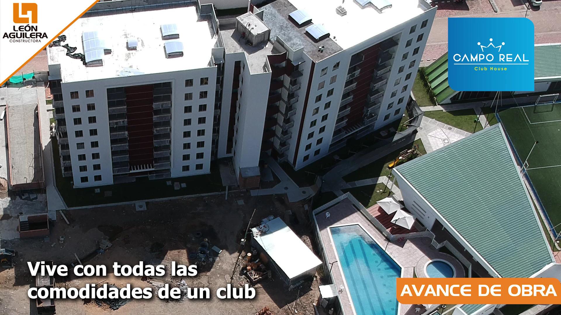 AVANCE CAMPO REAL CLUB HOUSE