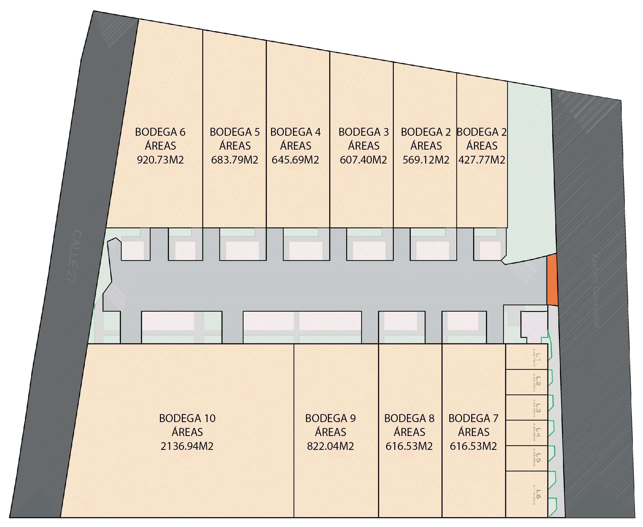 La florida centro logístico