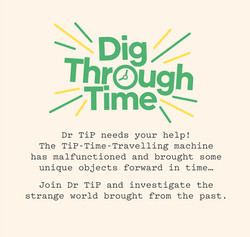 Party-dig-through-time-single