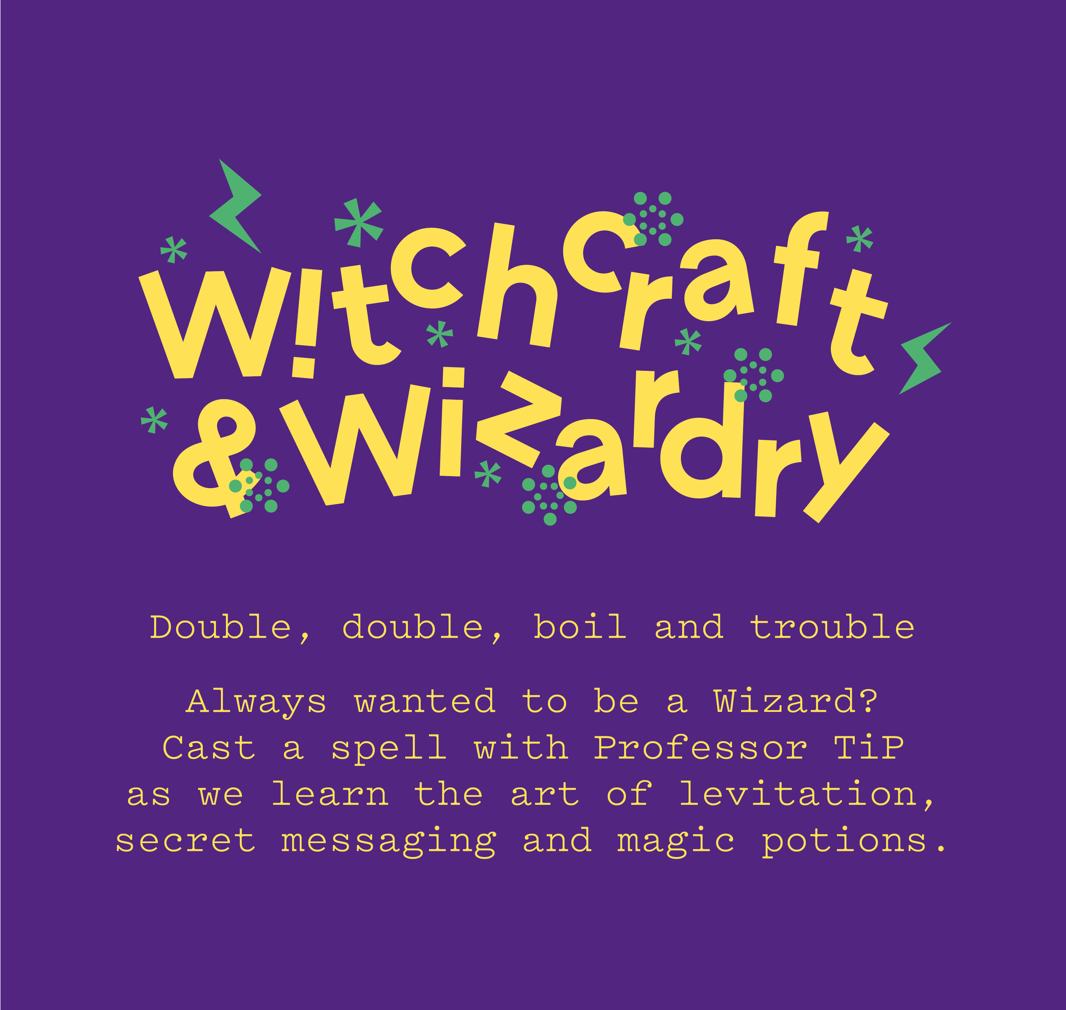 Party-wichcraft&wizardry-single