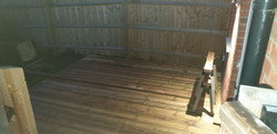 Decking project 3