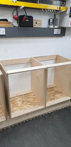 cupboard base 6