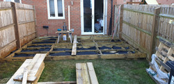 Decking project 2