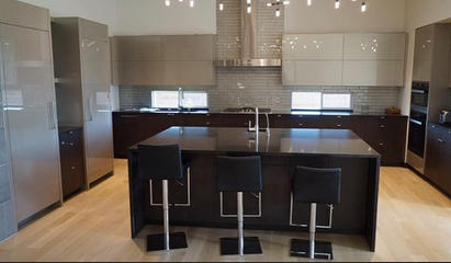 Modern Custom Cabinets