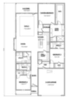 Shady Brook Starr Plan Floor Plan