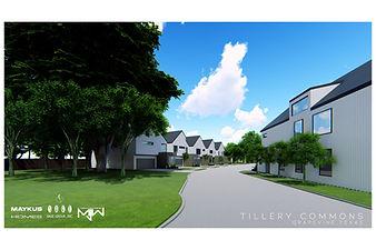 20061MAY Tillery Commons Renderings - En